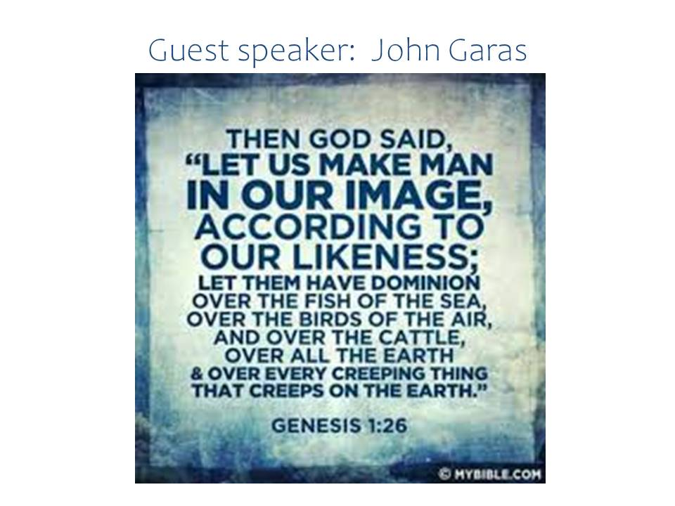 """What does it mean to be made in God's """"Image and Likeness"""""""