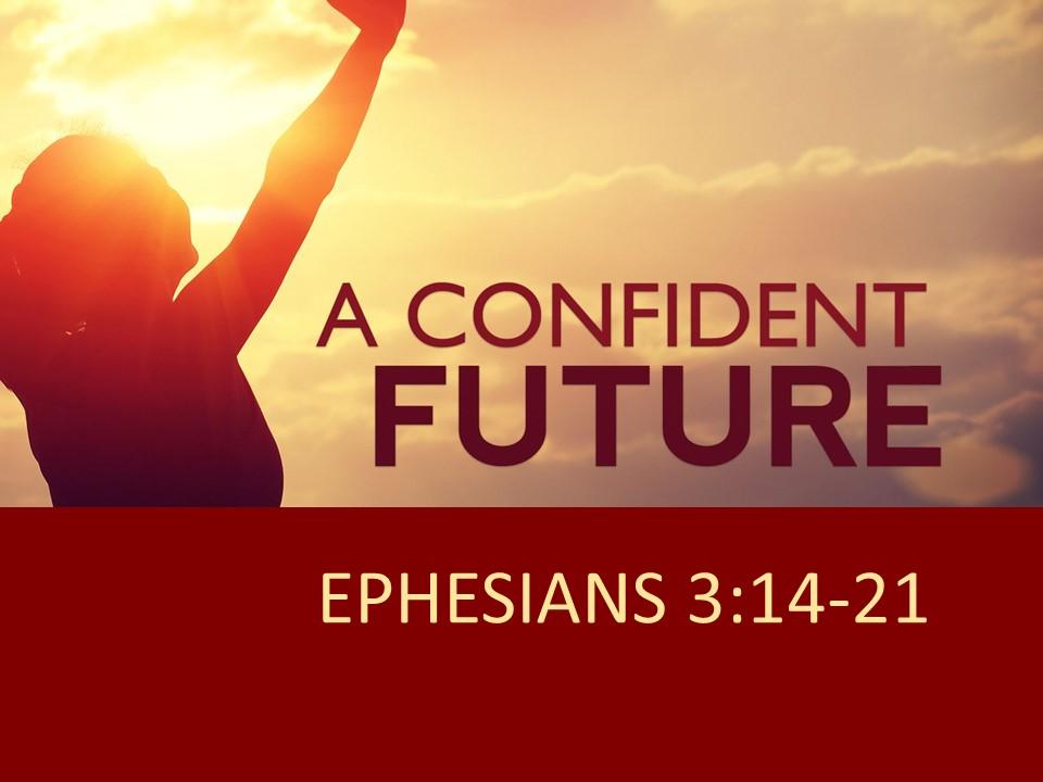 """""""Confident Future"""""""
